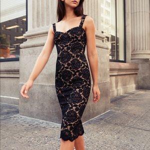 Dress The Population Nicole Lace Dress